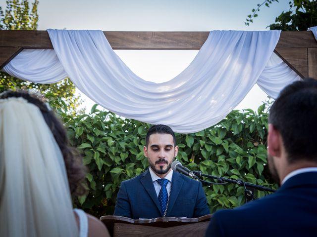 La boda de Ángel y Alba en Villanueva Del Duque, Córdoba 26