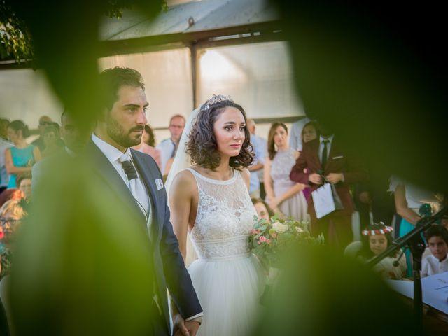 La boda de Ángel y Alba en Villanueva Del Duque, Córdoba 27