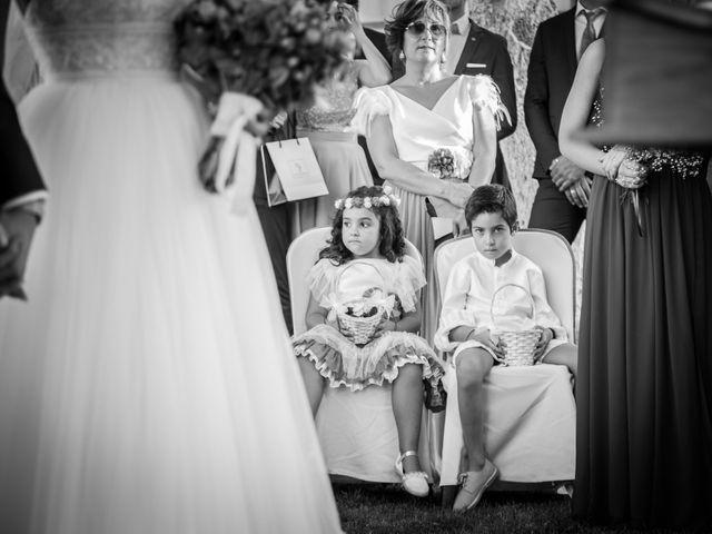 La boda de Ángel y Alba en Villanueva Del Duque, Córdoba 28