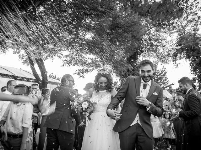 La boda de Ángel y Alba en Villanueva Del Duque, Córdoba 30