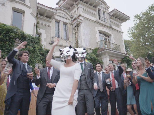 La boda de Kike y Gabriela en Donostia-San Sebastián, Guipúzcoa 2