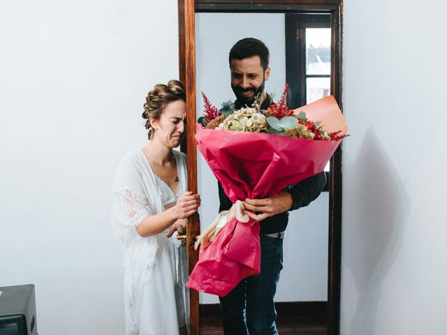 La boda de Miguel y Cynthia en Grado, Asturias 10