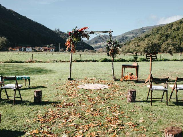 La boda de Miguel y Cynthia en Grado, Asturias 25