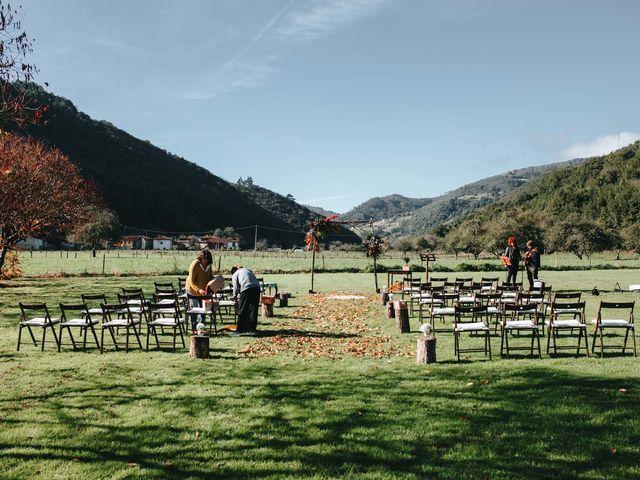 La boda de Miguel y Cynthia en Grado, Asturias 26