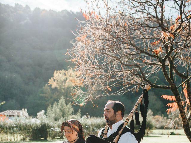 La boda de Miguel y Cynthia en Grado, Asturias 31