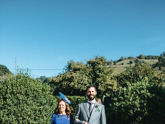 La boda de Miguel y Cynthia en Grado, Asturias 69