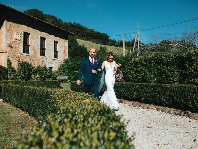 La boda de Miguel y Cynthia en Grado, Asturias 72