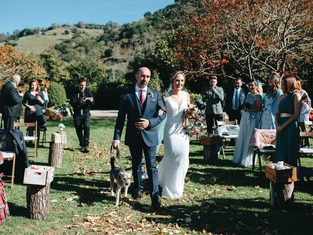 La boda de Miguel y Cynthia en Grado, Asturias 75