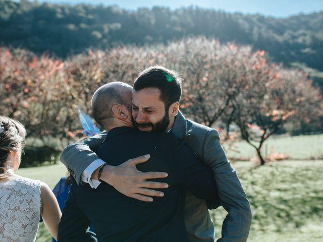 La boda de Miguel y Cynthia en Grado, Asturias 77