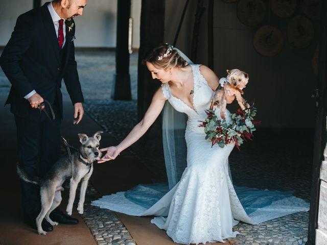 La boda de Miguel y Cynthia en Grado, Asturias 78