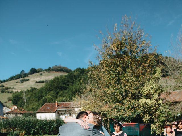 La boda de Miguel y Cynthia en Grado, Asturias 79