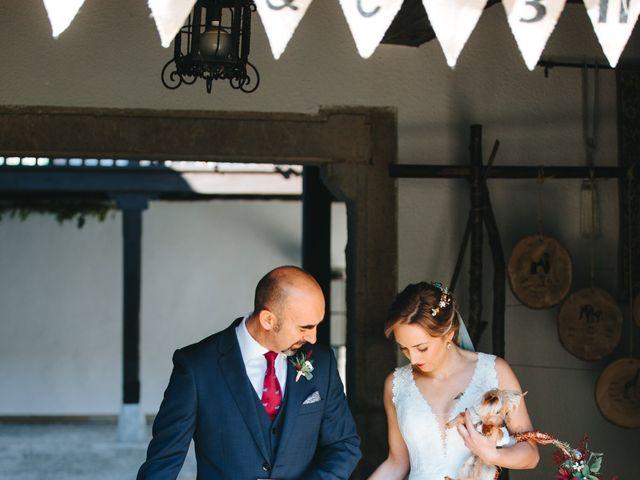 La boda de Miguel y Cynthia en Grado, Asturias 80