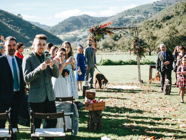 La boda de Miguel y Cynthia en Grado, Asturias 82