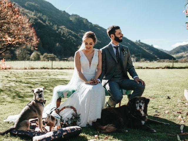 La boda de Miguel y Cynthia en Grado, Asturias 84