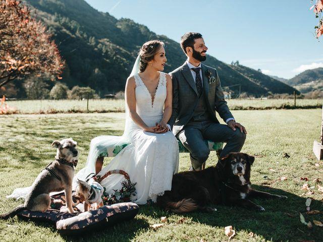 La boda de Miguel y Cynthia en Grado, Asturias 85