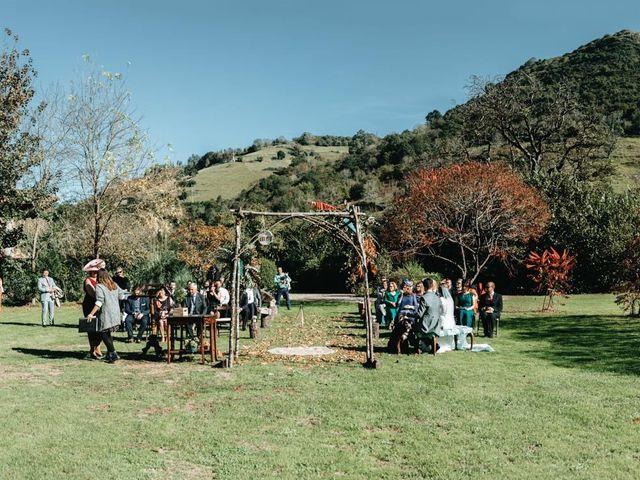 La boda de Miguel y Cynthia en Grado, Asturias 86