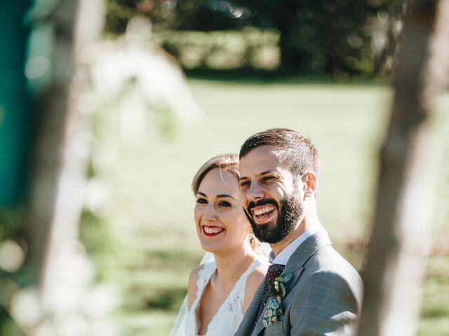 La boda de Miguel y Cynthia en Grado, Asturias 90