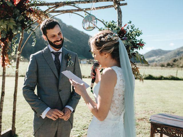 La boda de Miguel y Cynthia en Grado, Asturias 93
