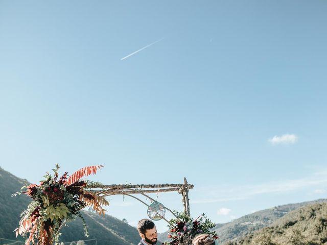 La boda de Miguel y Cynthia en Grado, Asturias 94