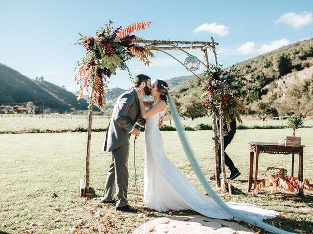 La boda de Miguel y Cynthia en Grado, Asturias 102