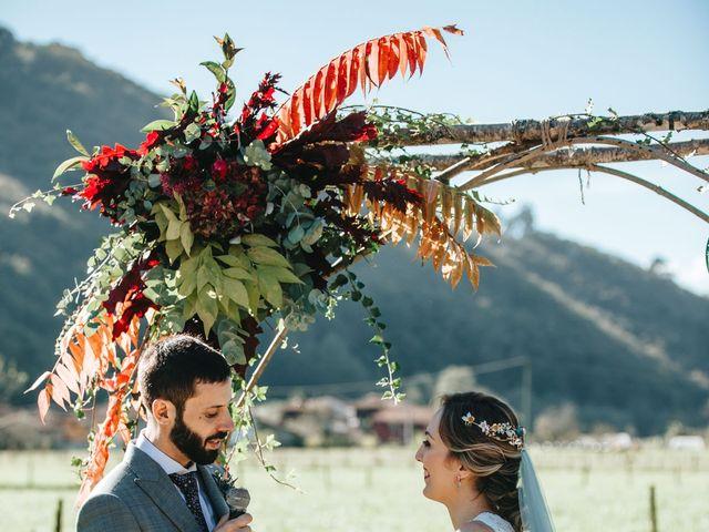 La boda de Miguel y Cynthia en Grado, Asturias 103