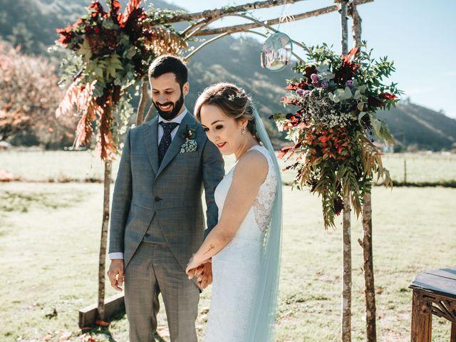 La boda de Miguel y Cynthia en Grado, Asturias 104