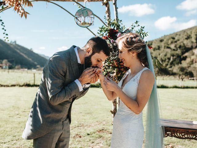 La boda de Miguel y Cynthia en Grado, Asturias 106