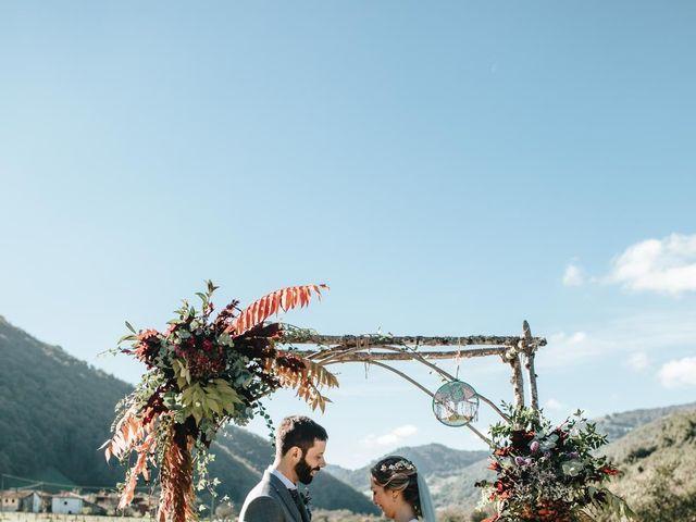 La boda de Miguel y Cynthia en Grado, Asturias 107