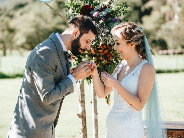 La boda de Miguel y Cynthia en Grado, Asturias 108