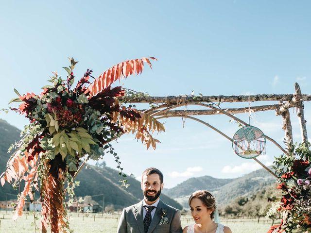 La boda de Miguel y Cynthia en Grado, Asturias 110