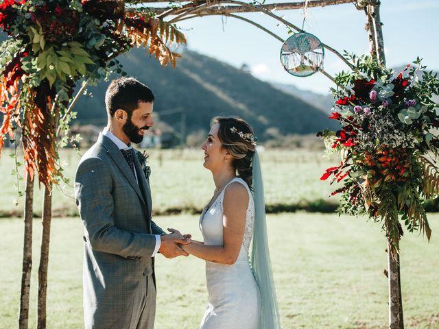 La boda de Miguel y Cynthia en Grado, Asturias 111