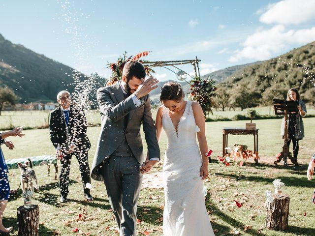 La boda de Miguel y Cynthia en Grado, Asturias 113