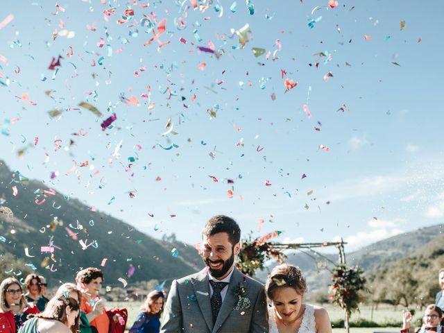 La boda de Miguel y Cynthia en Grado, Asturias 115