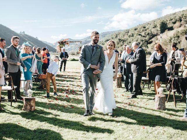 La boda de Miguel y Cynthia en Grado, Asturias 117