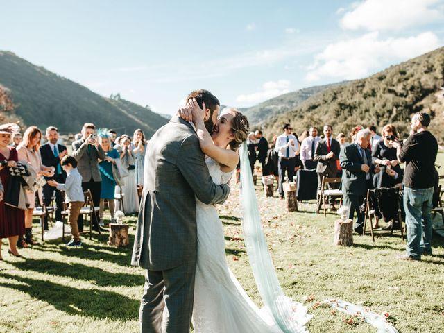 La boda de Miguel y Cynthia en Grado, Asturias 118