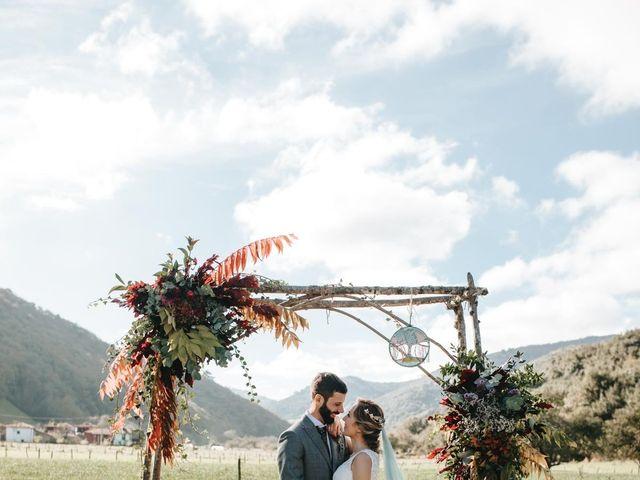 La boda de Miguel y Cynthia en Grado, Asturias 119