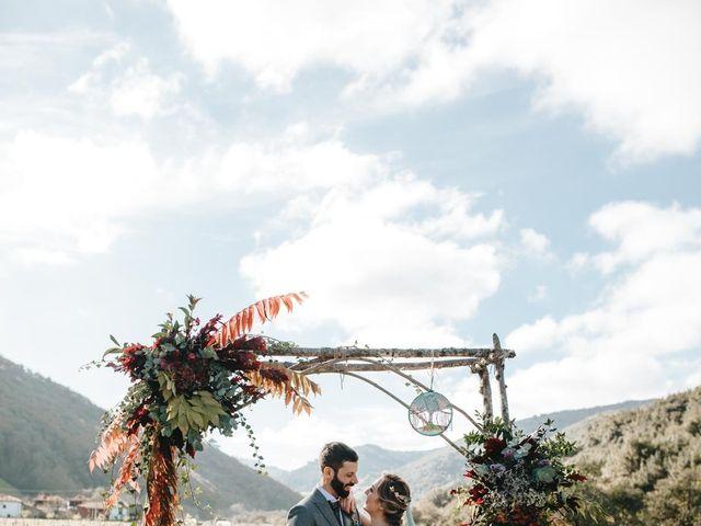 La boda de Miguel y Cynthia en Grado, Asturias 120