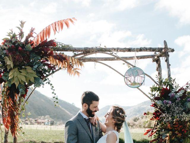 La boda de Miguel y Cynthia en Grado, Asturias 122