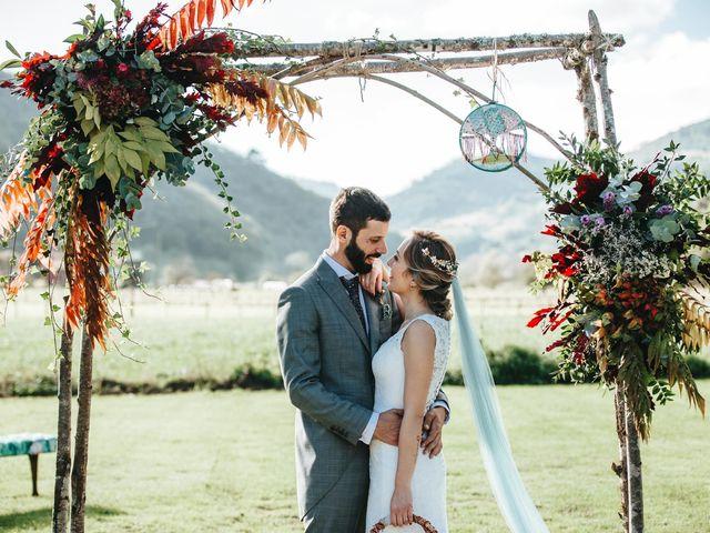 La boda de Miguel y Cynthia en Grado, Asturias 123