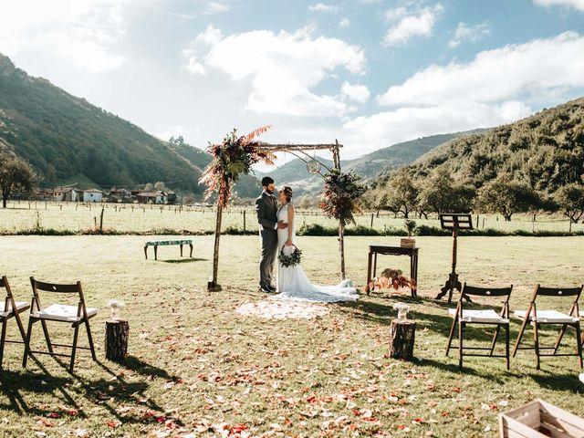 La boda de Miguel y Cynthia en Grado, Asturias 125