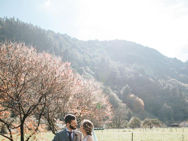 La boda de Miguel y Cynthia en Grado, Asturias 129