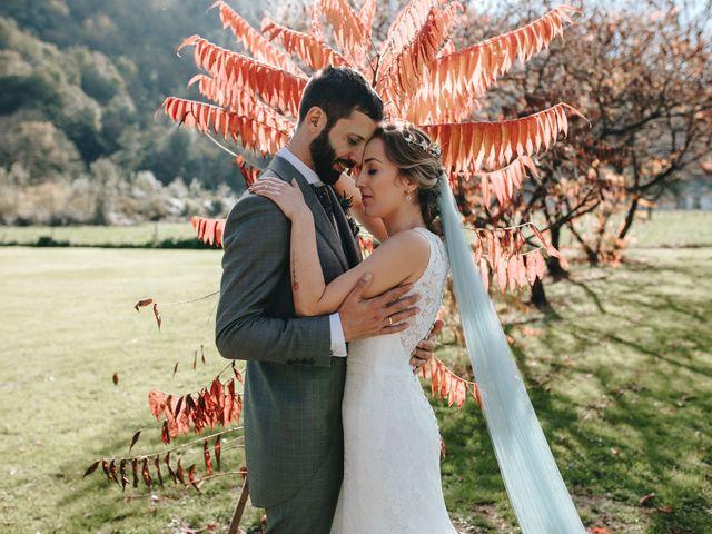 La boda de Miguel y Cynthia en Grado, Asturias 131