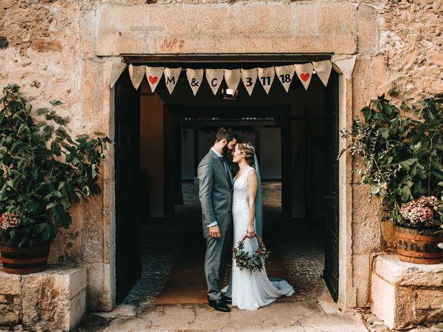 La boda de Miguel y Cynthia en Grado, Asturias 133