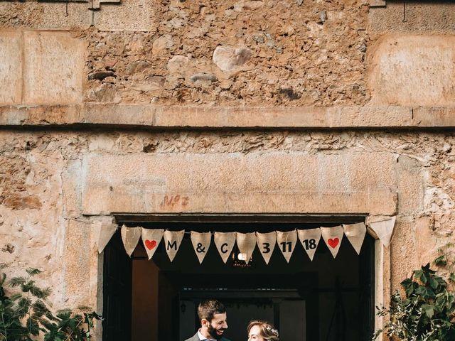 La boda de Miguel y Cynthia en Grado, Asturias 1