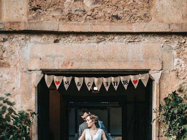 La boda de Miguel y Cynthia en Grado, Asturias 135