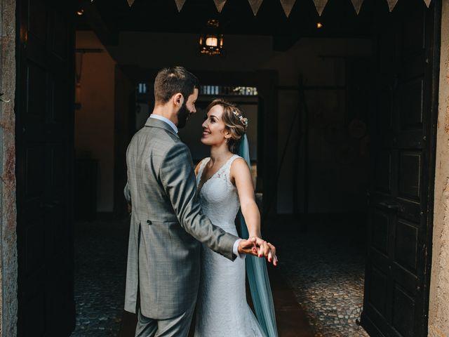 La boda de Miguel y Cynthia en Grado, Asturias 136