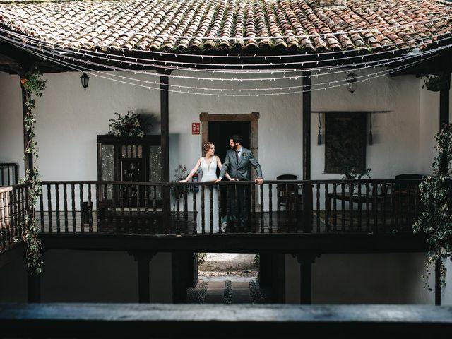 La boda de Miguel y Cynthia en Grado, Asturias 141