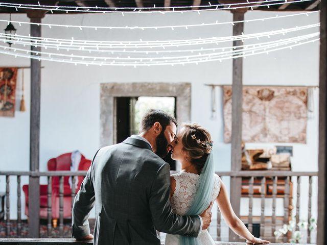 La boda de Miguel y Cynthia en Grado, Asturias 142