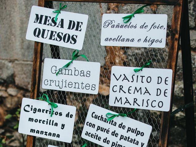 La boda de Miguel y Cynthia en Grado, Asturias 143