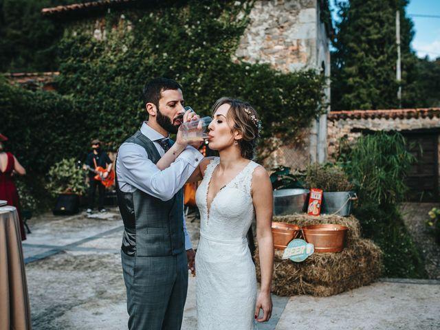 La boda de Miguel y Cynthia en Grado, Asturias 152